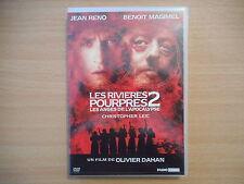DVD - LES RIVIERES POURPRES 2 les anges de l'apocalypse - OLIVIER DAHAN- ZONE 2