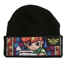 Nintendo - Zelda Wind Walker Soft Acrylic Cuffed Beanie Hat - New & Official