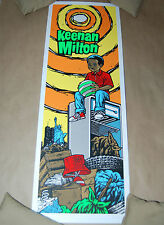 Sean Cliver Blind Keenan Milton Screen Print Poster Signed 101 skateboard world