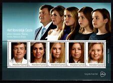 Nederland 3678 Postzegelvel Koninklijk Gezin - royalty