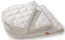 Leander Mattress Pad for Cot 70 x 120 cm in White New Dealer
