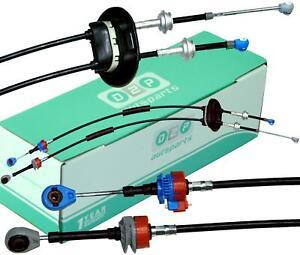 GEAR LEVER LINKAGE CONTROL CABLE FOR CITROEN C2 C3 I II PLURIEL 1.4 1.6 244FC