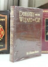 DOROTHY AND THE WIZARD IN OZ - Easton Press - L Frank Baum SEALED