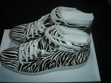 Calvin Klein Men's Winner Sneaker Boots - Zebra -UK9.5 / US10.5 M