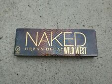 NEW Urban Decay Naked Wild West Eyeshadow Palette Vegan Formula