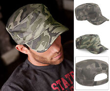 Beechfield Adult Camouflage Army Hat Baseball Jungle Camo Urban Military Cap Jx7