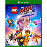 The Lego Movie 2 Videogame (Microsoft Xbox One, 2019) Brand New Factory Sealed
