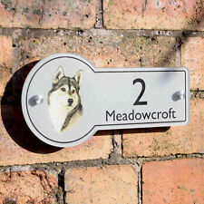 Dog Personalised Modern Decorative Plaques & Signs