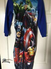 Avengers Ultron Revolution fleece all in one teen boy/girl pyjamas