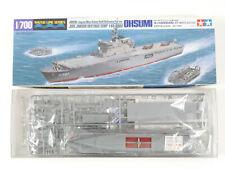 Tamiya 31003 JMSDF JDS LST-4001 Ohsumi 1/700 Kit MIB NEU! OVP 1607-03-87