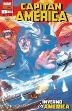 Fumetto - Marvel Italia - Capitan America 104 - Capitan America 1 - Nuovo !!!