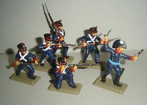 ARGENTINEAN GRENADIERS on foot DSG  Plastic Toy  Soldiers set Britains