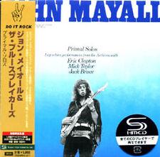 John Mayall Primal solos Japon MINI LP SHM-CD UICY - 93411 Eric Clapton NEW! SS