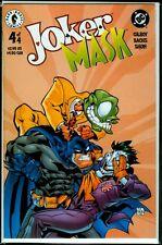 Dark Horse/DC Comics JOKER MASK #4 Batman Harley Quinn NM 9.4
