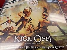 Guild Ball Kick Off! 2 Player Starter Set Steamforged Games Board Game New!
