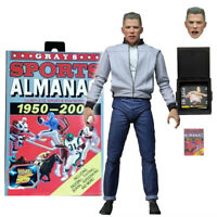 """NECA Back to the Future Biff Tannen Ultimate 7"""" Action Figure New In Stock"""