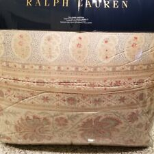 New Ralph Lauren Queen Comforter- HALF MOON BAY PHOEBE Pale Blue