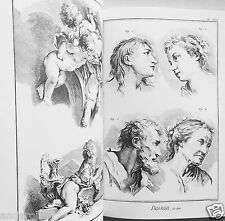 DIDEROT/d'Alembert 1700s DRAWING,  PAINTING and ART METHODS Great History/PLATES