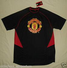 Manchester United / Official merchandise - MENS black T-Shirt. BNWT! Size: M