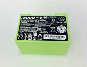 Authentic Roomba Lithium Ion Battery e5 e6 I7 i7+ i8 ABL-D1 Original OEM rumba