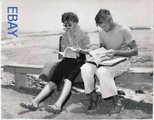 Tab Hunter Dawn Addams Return to Treasure Island VINTAGE Photo