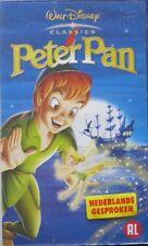 PETER PAN (2002) - VHS  ( original Disney-case)