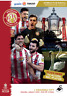 Stevenage v Swansea FA CUP 3rd Round 9-1-21 - Electronic Programme RARE