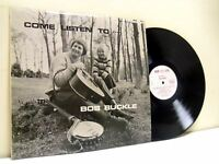 BOB BUCKLE come listen to LP EX+/EX ALP 107 S, vinyl, album, uk, 1973, folk