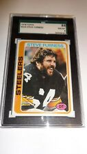 1978 Topps Football Steve Furness #214 Rookie SGC 88 NM/MT - NICE!!!