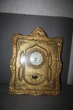Bilderrahmen Uhr selten Carson & Co London