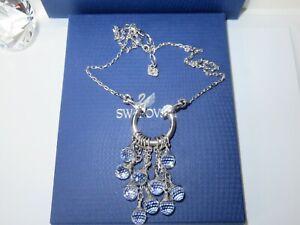"""GENUINE Swan Signed SWAROVSKI """"Echo"""" Necklace - #933605"""