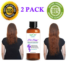 Quane Cosmetics Hair Happy Intensive Hair Growth Serum Hair Longer 4 Oz