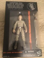 "Luke Skywalker Bespin ORANGE 6"" The Black Series STAR WARS #11 Hasbro MIB #3"