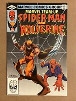 Marvel Team-Up #117 (Marvel 1982) Wolverine - Great Condition