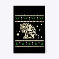 "Comfy Christmas American Bobtail Gift Poster - 24""x36"" Gift Poster - 24""x36"""