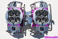 QUICK FUEL  BR-67201-B2 850 CFM BLOWER SUPERCHARGER 4150 CARBS FUEL W FUEL LINES