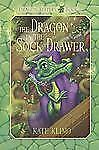 Dragon Keepers #1: The Dragon in the Sock Drawer-ExLibrary
