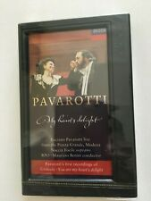BRAND *NEW SEALED PAVAROTTI MY HEART'S DELIGHT DCC DIGITAL COMPACT CASSETTE TAPE