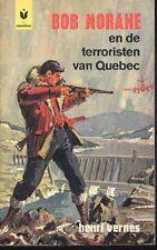 BOB MORANE EO Moran Edition Originale Néerlandais 1965 Henri VERNES ...Quebec