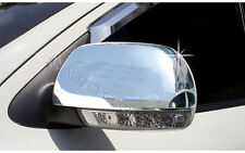 Chrome Side Mirror Cover LED type For 2006 2012 Hyundai Santa fe