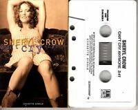 Sheryl Crow Can't Cry Anymore 1995 Cassette Tape Single Pop Dance Rock
