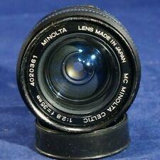 Minolta MC Celtic 35mm F/2.8 lens  SAMPLE PHOTOS
