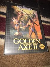 Golden Axe II (Sega Genesis, 1991)CIB