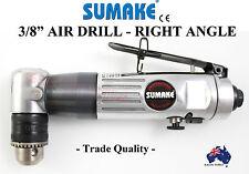 "SUMAKE 3/8"" RIGHT ANGLE AIR DRILL TRADE TOOLS PNEUMATIC REVERSIBLE SPECIAL"