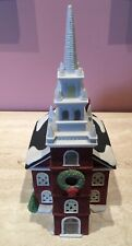 Rare Department 56 New England Village Series 1988 Old North Church 56.59323 Vgc
