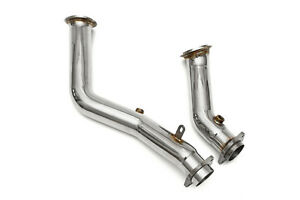 Fabspeed BMW M3 & M4 F80 / F82 / F83 Primary Catbypass Downpipes