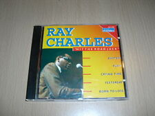 """RAY CHARLES """"Hit the road Jack"""" Cd Compilation"""