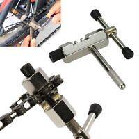 Bike Steel Chain Breaker Splitter Cutter Repair Tool Silver for Cycling Bic R2J7