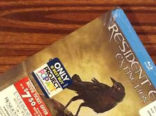 RESIDENT EVIL Extinction  Limited Steelbook Edition [ USA ]