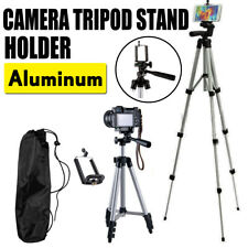 Professional Camera Phone Holder Tripod Stand for Smartphone iPhone Samsung+ Bag
